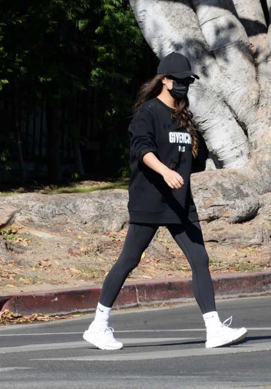 Shay Mitchell - Out in Los Angeles 11/28/2020