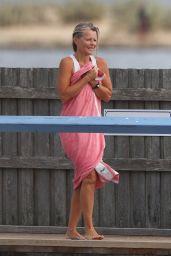 Simone Callahan in a Swimsut - Beach in Melbourne 12/22/2020