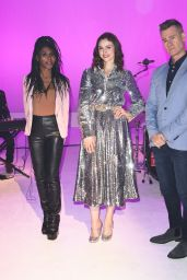 "Sinitta and Sophie Ellis Bexter - ""New Years Day Worldwide"" TV Showcase Filming 12/04/2020"