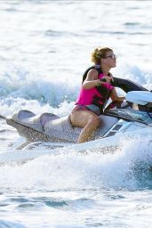 Sofia Richie on Holiday in St. Barts 12/22/2020
