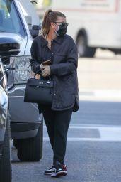Sofia Richie Street Style - Beverly Hills 12/17/2020