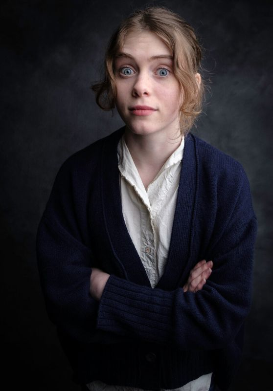Sophia Lillis - The Bare Magazine December 2020