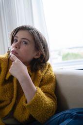 Sophia Lillis - The Bare Magazine December 2020