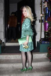 Tamara Beckwith at Annabel Club in London 12/10/2020
