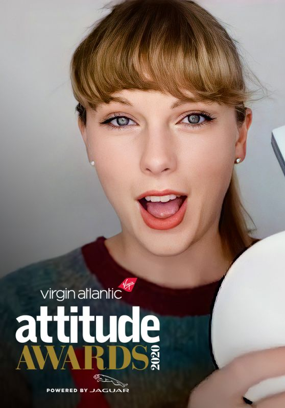 Taylor Swift - 2020 Attitude Awards