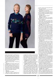 Taylor Swift and Paul McCartney - Rolling Stone Magazine November 2020 Issue