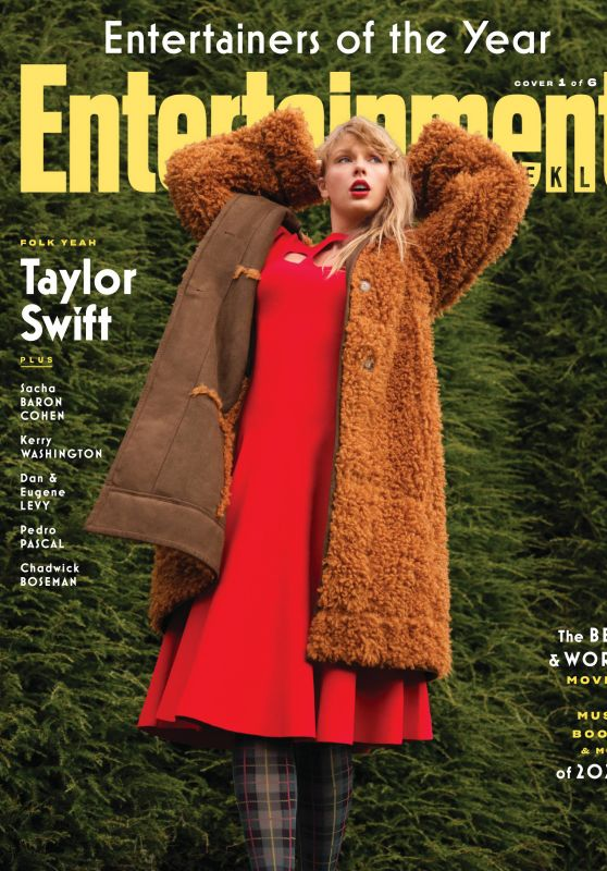 Taylor Swift - Entertainment Weekly December 2020 Issue