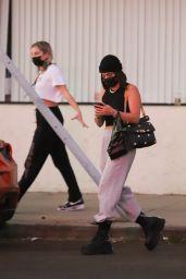 Vanessa Hudgens and GG Magree - Out in Los Feliz 12/09/2020