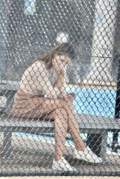 Vanessa Sierra at Brisbane Tennis Centre 12/19/2020