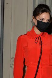 Victoria Beckham Street Fashion - London 12/08/2020