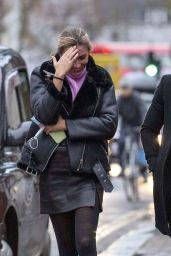 Zara McDermott and Sam Thompson - Out in Chelsea 12/14/2020