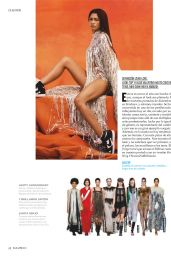 Zendaya - ELLE Magazine Mexico December 2020 Issue