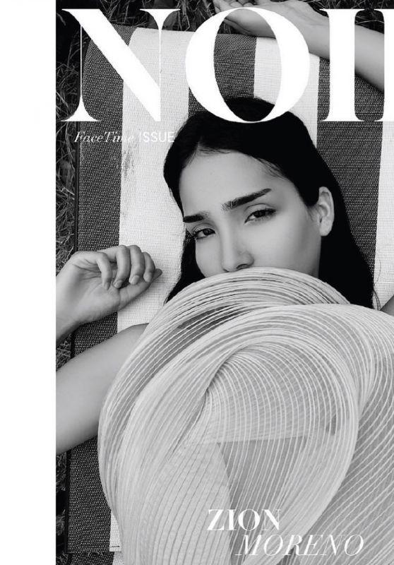 Zion Moreno - Noir Magazine August 2020