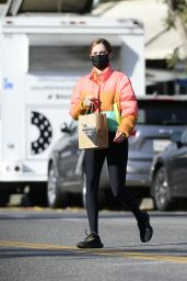 Zoey Deutch - Out in LA 12/17/2020
