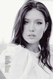 Adèle Exarchopoulos - Madame Figaro 01/29/2021 Issue