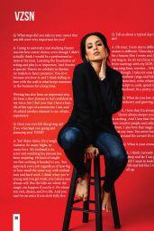 Agam Darshi - VZSN Magazine January 2021 Issue