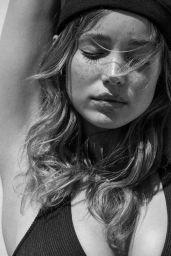 Alba Baptista - Photoshoot for Flame Magazine August 2020
