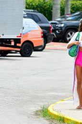 Alessandra Ambrosio - Florianopolis 01/05/2021