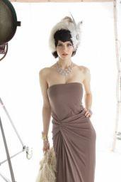 Alexandra Daddario - Photoshoot for Genlux Magazine 2011