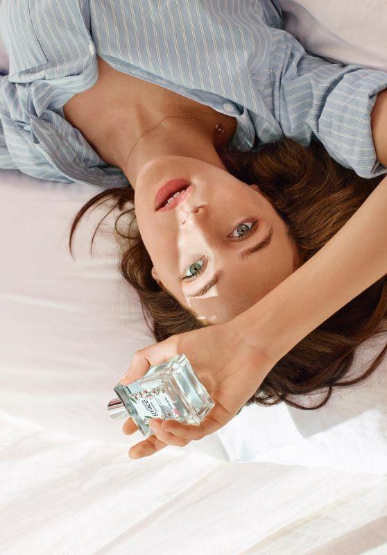 Alycia Debnam-Carey - Philosphy Amazing Grace Jasmine 2021 Campaign