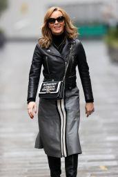 Amanda Holden is Stylish - London 01/12/2021
