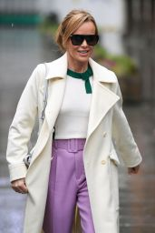 Amanda Holden - Out in London 01/14/2021
