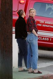 Amber Heard - Out in Los Angeles 01/11/2021