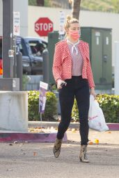 Amber Heard - Out in San Diego 01/06/2021