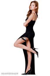 "Angelina Jolie - ""Mr and Mrs Smith"" Promo Photos 2005"