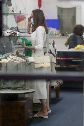 Angelina Jolie - Shopping at Ethiopian Design in Los Angeles 01/08/2021