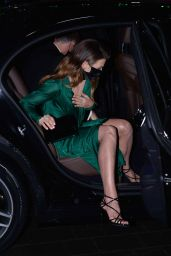 Anna Lewandowska Night Out Style - Warsaw 01/09/2021