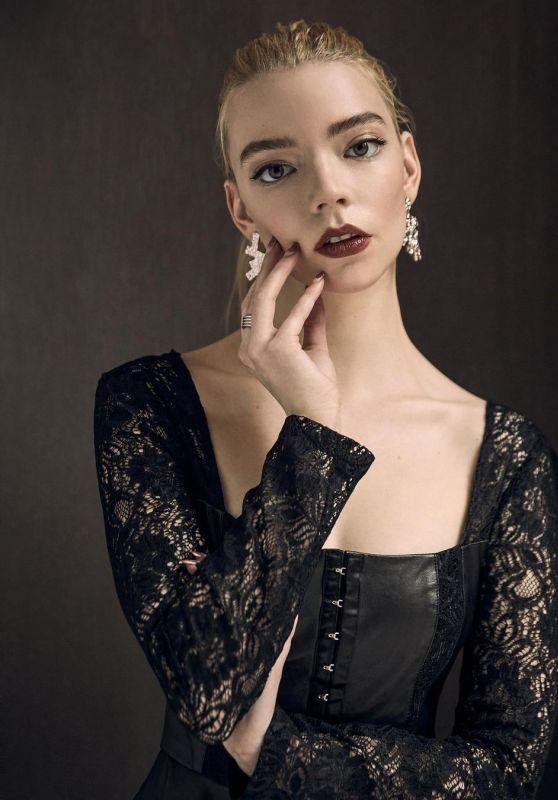 Anya Taylor-Joy - La Vanguardia Magazine August 2020 (Part III)