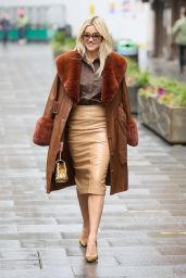 Ashley Roberts - London 01/27/2021