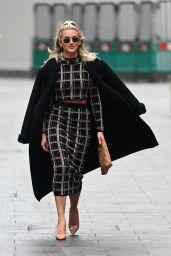 Ashley Roberts Style - London 01/04/2021