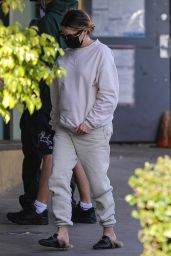 Ashley Tisdale in Comfy Outfit - Beverly Hills 01/05/2021