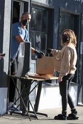 Ashley Tisdale - Out in LA 01/17/2021