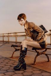 Bella Hadid - Photoshoot for V Magazine Spring 2021