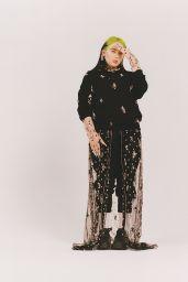 Billie Eilish - Photoshoot for Vanity Fair March 2021