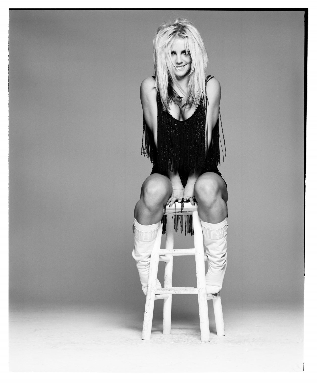 Britney Spears - Photoshoot for GQ November 2003 • CelebMafia