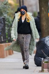 Busy Philipps - Out in New York 01/11/2021