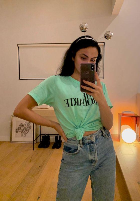 Camila Mendes 01/10/2021