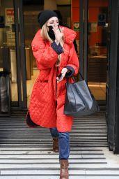 Cat Deeley at Wogan House in London 01/02/2021