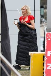 "Cate Blanchett - ""Don´t Look Up"" Set in Westborough 01/15/2021"