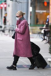 Cate Blanchett - Out in NYC 01/25/2021