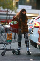 Chantel Jeffries - Grocery Shopping at Whole Foods in West Hollywood 01/19/2021
