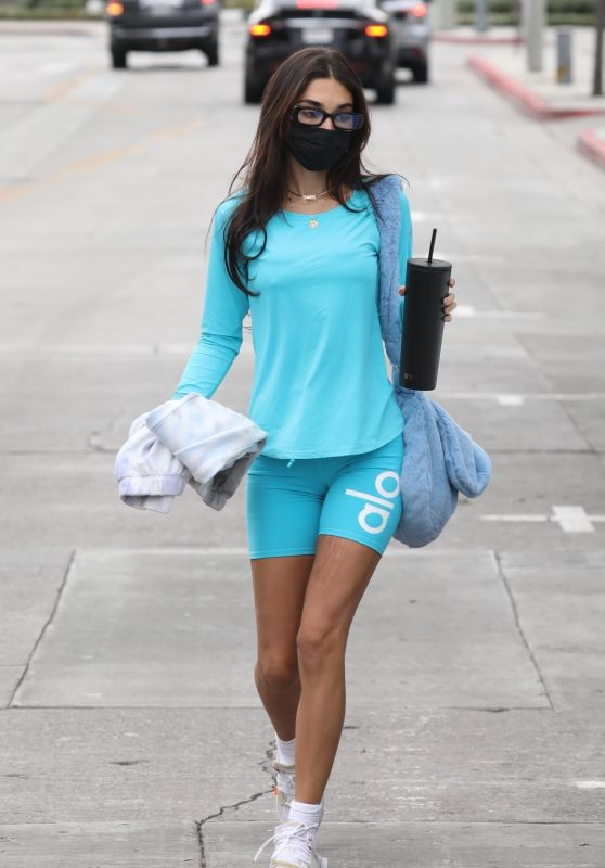 Chantel Jeffries - Out in LA 01/28/2021