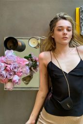 Charlotte Lawrence Live Stream Video and Photos 01/03/2021