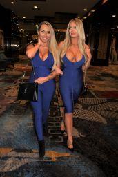 Claudia Fijal and Colleen McGinniss - Las Vegas 01/13/2021