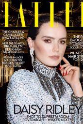 Daisy Ridley - Tatler Magazine February 2021