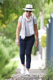 Deborah Hutton - Out in Sydney 01/08/2021